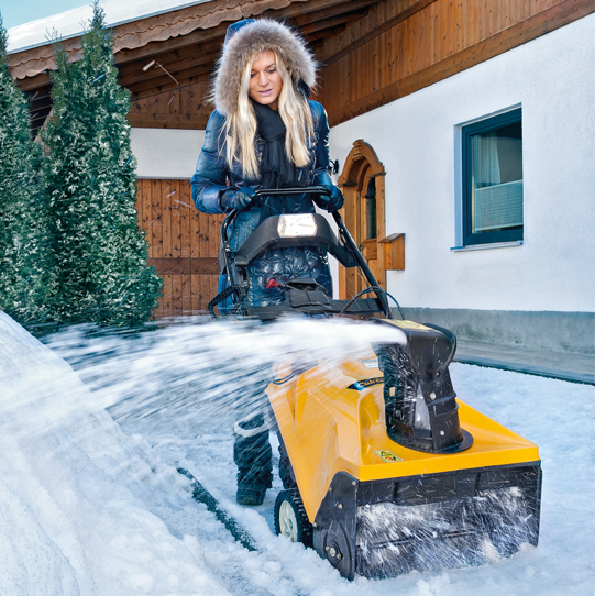 Советы по выбору снегоуборщика