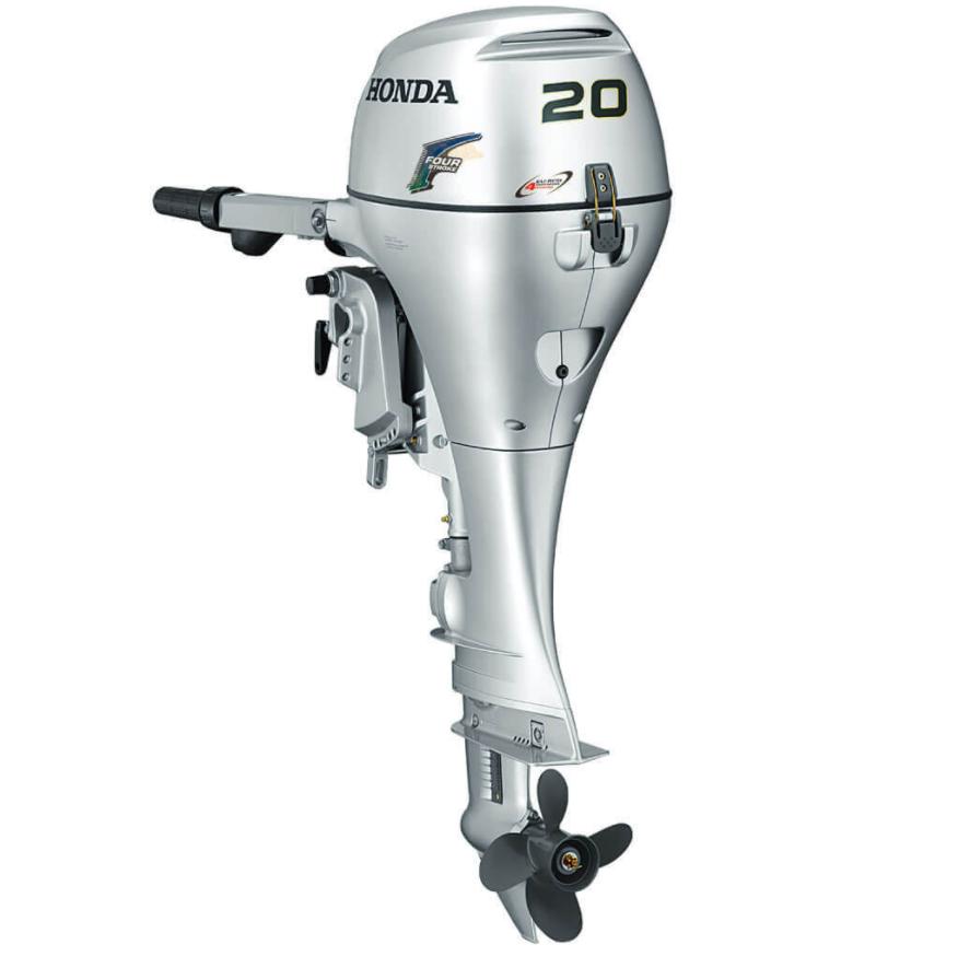 лодочный мотор honda bf 20 отзывы
