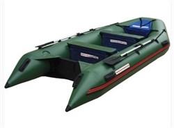 Лодка надувная Nissamaran Tornado 360 - фото 10476