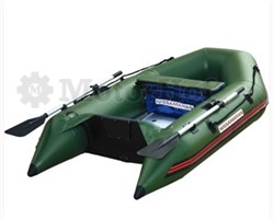 Лодка надувная Nissamaran Tornado 230 - фото 10558