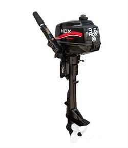 Лодочный мотор HDX T 3.6 СBMS - фото 10562