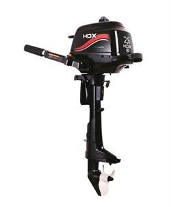 Лодочный мотор HDX F 2.6 BMS - фото 10563