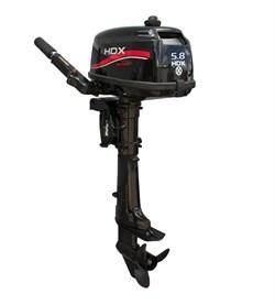 Лодочный мотор HDX T 5.8 BMS - фото 10565