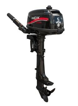 Лодочный мотор HDX T 5 BMS - фото 10566