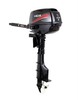 Лодочный мотор HDX F 5 BMS - фото 10567