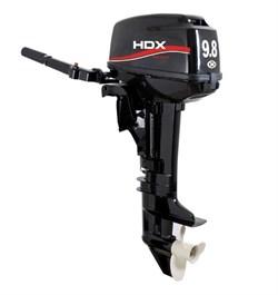Лодочный мотор HDX T 9.8 BMS - фото 10571