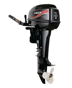 Лодочный мотор HDX T 15 BMS - фото 10574