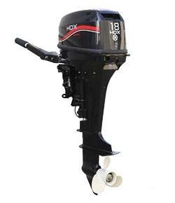 Лодочный мотор HDX TE 18 BMS - фото 10575