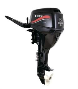 Лодочный мотор HDX F 15 BMS - фото 10578