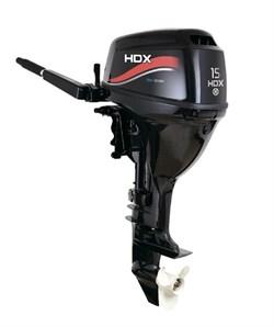 Лодочный мотор HDX F 15 FWS - фото 10583