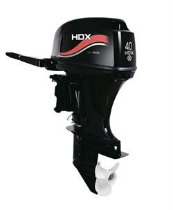 Лодочный мотор HDX T 40 JBMS - фото 10584
