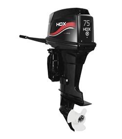 Лодочный мотор HDX T 75 FEL-T - фото 10590