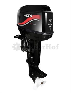 Лодочный мотор HDX T 20 FWS - фото 10604