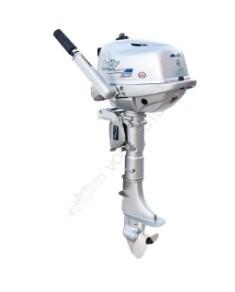 Лодочный мотор  JET! F15 BMS Silver - фото 10629