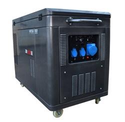 Генератор бензиновый Mitsui Power ECO ZM 12500 SE - фото 11103