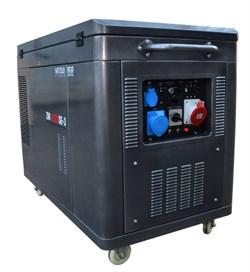 Генератор бензиновый Mitsui Power ECO ZM 12500 SE-3 - фото 11111