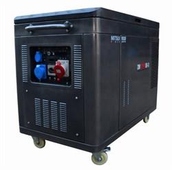 Генератор бензиновый Mitsui Power ECO ZM 12500 SE-3 - фото 11112
