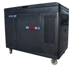 Генератор бензиновый Mitsui Power ECO ZM 12500 SE-3 - фото 11113