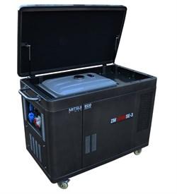 Генератор бензиновый Mitsui Power ECO ZM 12500 SE-3 - фото 11115