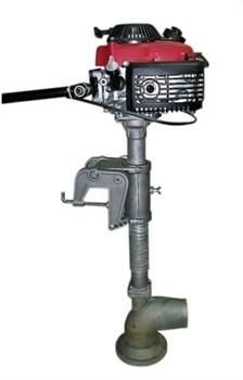Лодочный мотор Медуза МС-3,5 - фото 11986