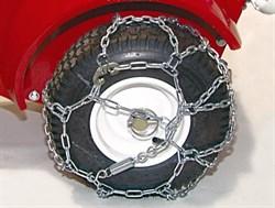 Цепи на колеса для ТК18,ТК20,ТК36,ТК36 PRO,TK38,ТК38 PRO,ТК48,ТК58 KC-002-001 - фото 12153