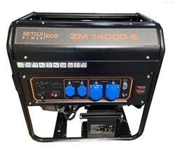 Генератор бензиновый Mitsui Power ECO ZM 14000 E - фото 12434