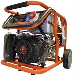 Генератор бензиновый Mitsui Power ZM 7500 E-3 - фото 12462
