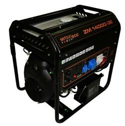 Генератор бензиновый Mitsui Power ECO ZM 14000 E-3 - фото 12515