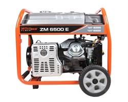 Генератор бензиновый Mitsui Power ECO ZM 6500 E (ZX 420) - фото 12745