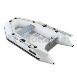 Лодка надувная BRIG D 240 S серия DINGO - фото 4616