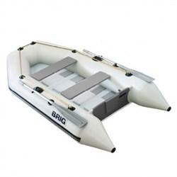 Лодка надувная BRIG D 265 S серия DINGO - фото 4618