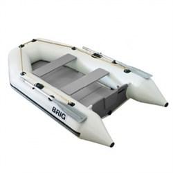 Лодка надувная BRIG D 265 серия DINGO - фото 4626