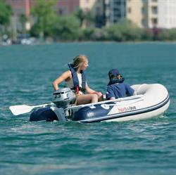 Лодка надувная Honda T20 SE2 - фото 4630
