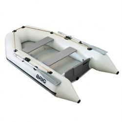 Лодка надувная BRIG D 265 W серия DINGO - фото 4639