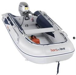 Лодка надувная Honda T30 AE2 - фото 4649