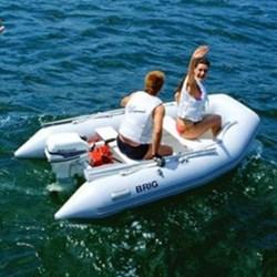 Лодка надувная BRIG F 275 серия FALCON - фото 4661