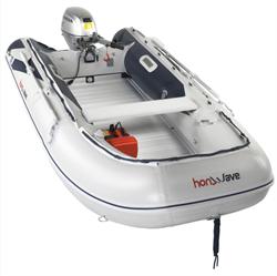 Лодка надувная Honda T35 AE2 - фото 4662