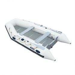 Лодка надувная BRIG  B 380 серия  BALTIC - фото 4666