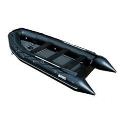 Лодка надувная BRIG  HD 410 Rus серия HEAVY-DUTY - фото 4695