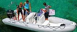 Лодка надувная BRIG F 450 GL серия FALCON - фото 4730