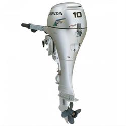 Подвесной лодочный мотор Honda BF 10 DK2 SHU - фото 5367