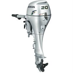 Подвесной лодочный мотор Honda BF 20 DK2 SRTU - фото 5378