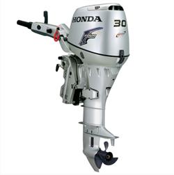 Подвесной лодочный мотор Honda BF 30 DK2 SHGU - фото 5381