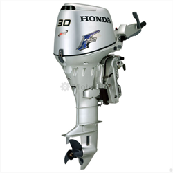 Подвесной лодочный мотор Honda BF 30 DK2 SRTU - фото 5383