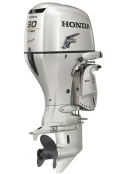 Подвесной лодочный мотор Honda BF 90 DK4 LRTR - фото 5397