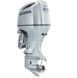 Подвесной лодочный мотор Honda BF 250 A XU - фото 5417