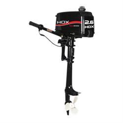 Лодочный мотор HDX T 2.6 СBMS - фото 5471