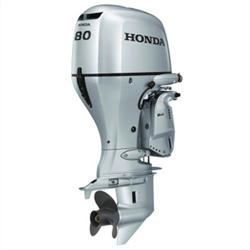 Подвесной лодочный мотор Honda BF 80 LRTU - фото 6007
