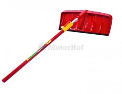 Лопата зимняя кровельная 60см с рукояткой SR-M60/ZM-V4 - фото 6556