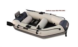 Гребная лодка Sea-pro 200С - фото 8004